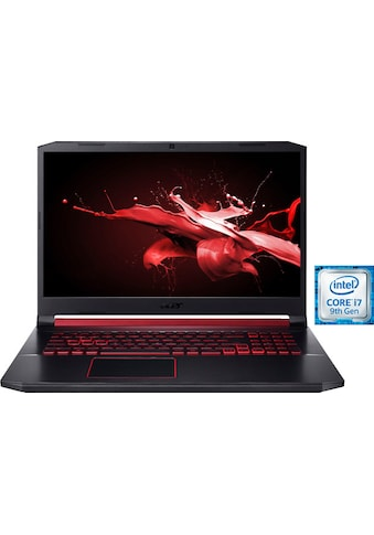 Acer Nitro 5 AN517 - 51 - 76CG Notebook (43,94 cm / 17,3 Zoll, Intel,Core i7, 1000 GB HDD, 1000 GB SSD) kaufen