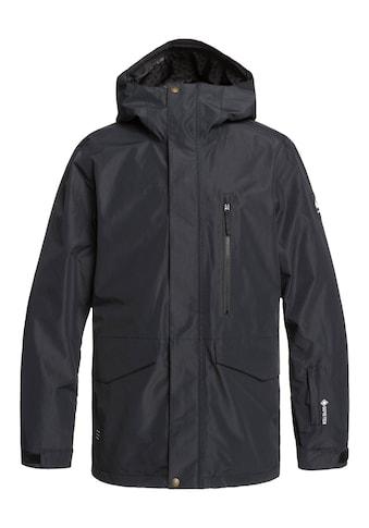 Quiksilver Snowboardjacke »Mission 2L GORE-TEX®« kaufen