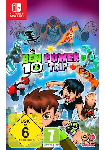 Ben 10: Power Trip! Nintendo Switch kaufen