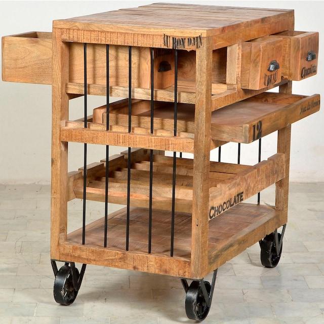 SIT Küchenwagen »Rustic«
