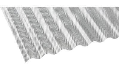 GUTTA Wellplatte »GUTTACRYL«, Acryl klar, Wabe, BxL: 104x250 cm kaufen