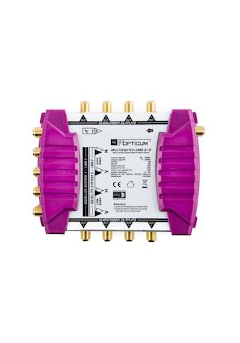 Opticum Red SAT-Verteiler »Multischalter OMS 9/8P« kaufen