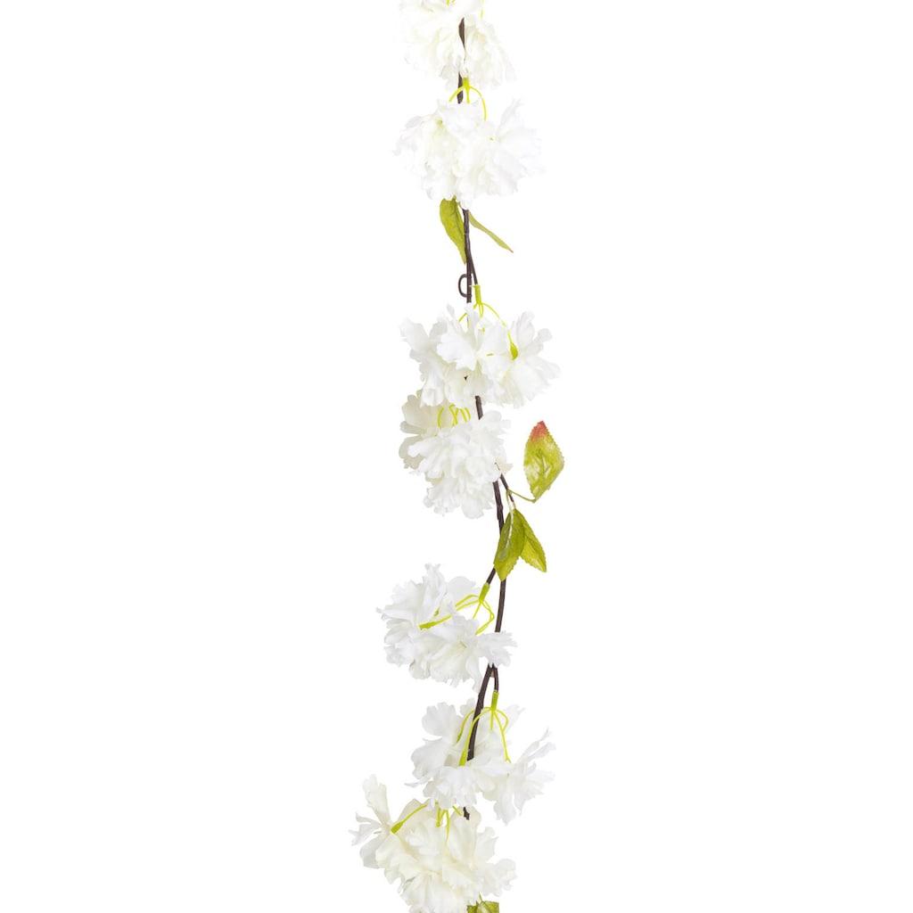 Botanic-Haus Kunstblume »Kirschblütengirlande«