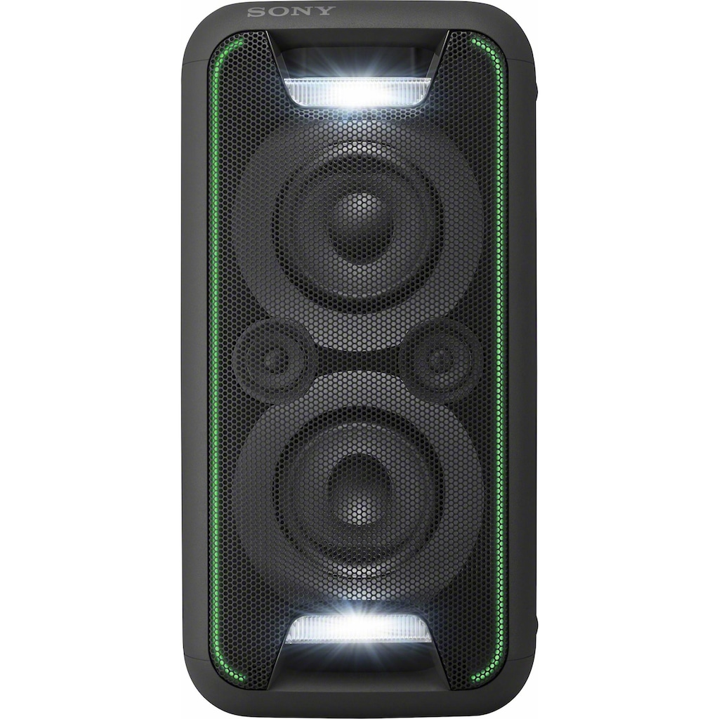 Sony Party-Lautsprecher »GTK-XB5«, 200 Watt, extra Bass, High Power, Bluetooth, NFC