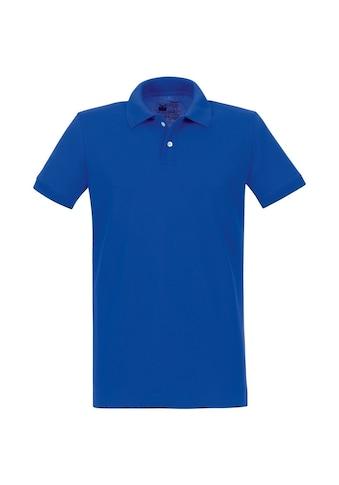 Trigema Poloshirt aus elast. Piqué kaufen