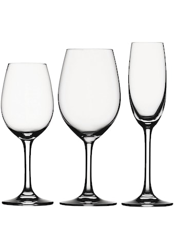SPIEGELAU Gläser-Set »Festival«, (Set, 18 tlg., 6 Bordeauxgläser, 500 ml, H. 24,1 cm-6... kaufen
