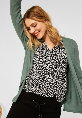 STREET ONE Shirtjacke, unifarben kaufen