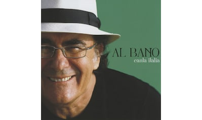 Musik-CD »Canta Italia / Carrisi,Al Bano« kaufen
