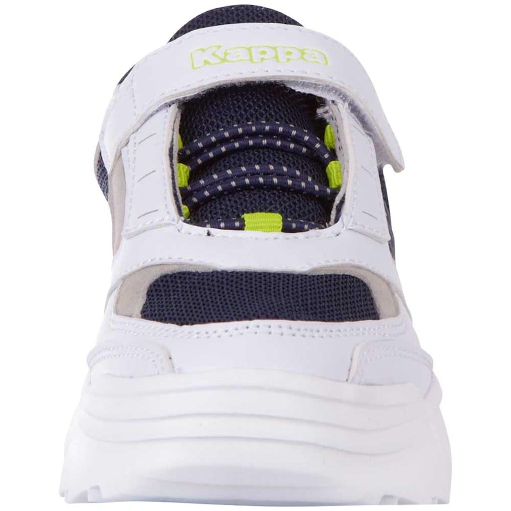 Kappa Sneaker »KRYPTON KIDS«, in kinderfußgerechter Passform