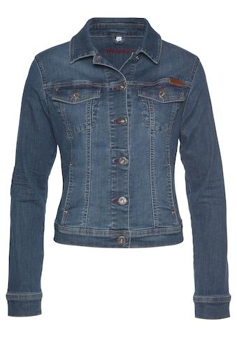 BLUE FIRE Jeansjacke »GIPSY« kaufen