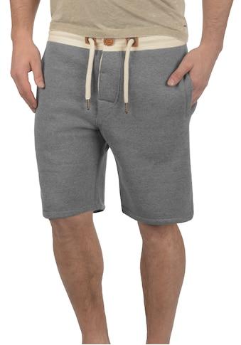 Solid Sweatshorts »TripShorts«, kurze Hose mit Taukordeln und Knopfleiste kaufen