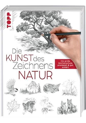 Buch »Die Kunst des Zeichnens - Natur / Frechverlag« kaufen