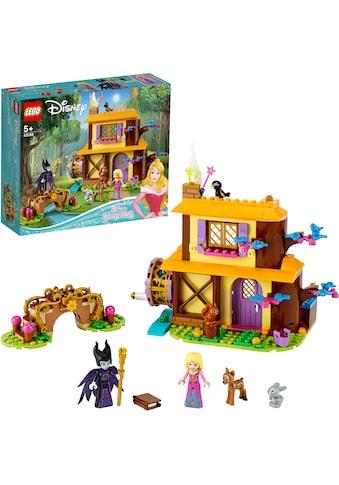 LEGO® Konstruktionsspielsteine »Auroras Hütte im Wald (43188), LEGO® Disney Princess™« kaufen