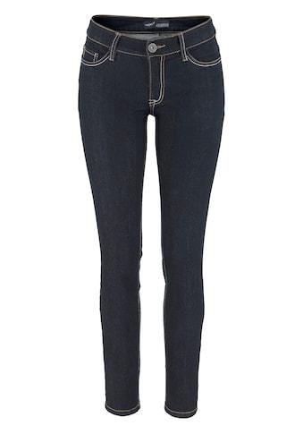 Arizona Slim - fit - Jeans »mit Kontrastnähten« kaufen