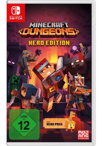 Minecraft Dungeons Nintendo Switch kaufen
