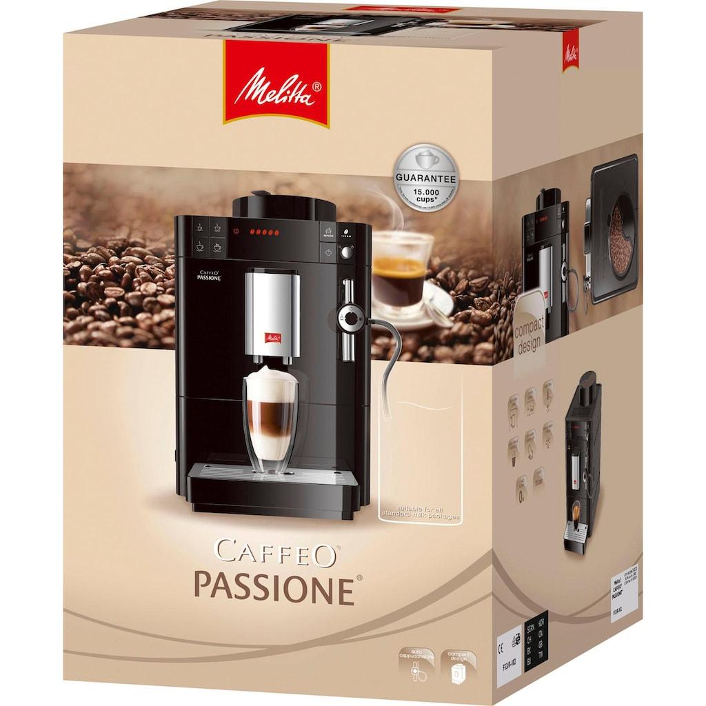 Melitta Kaffeevollautomat »Passione F53/0-102 schwarz«