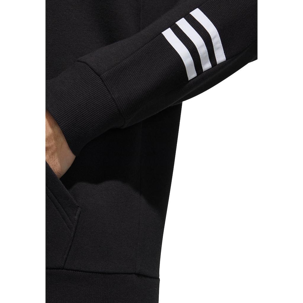 adidas Performance Kapuzensweatshirt »ESSENTIAL COMFORT HOOD SWEAT«