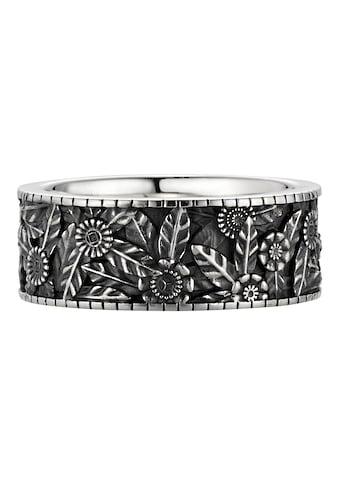 CAÏ Ring »925/- Sterling Silber oxidiert-poliert« kaufen