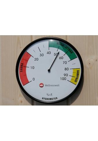 weka Hygrometer kaufen