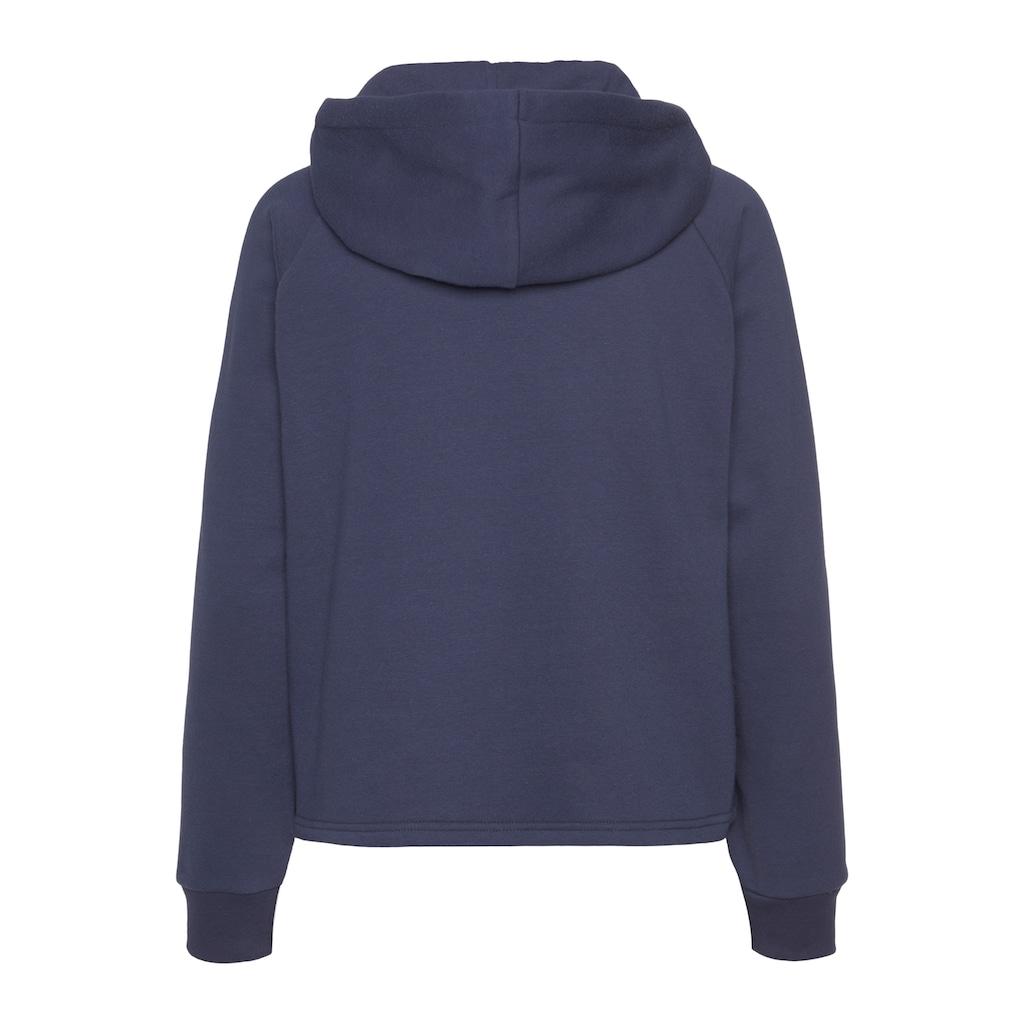 LASCANA ACTIVE Kapuzensweatshirt, mit Rippbündchen