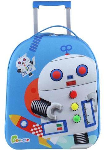 """CHIC2000 Kinderkoffer """"Boucie, Roboter"""", 2 Rollen kaufen"""