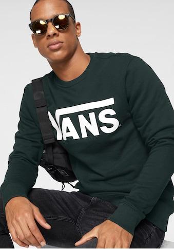 Vans Sweatshirt »VANS CLASSIC CREW II« kaufen