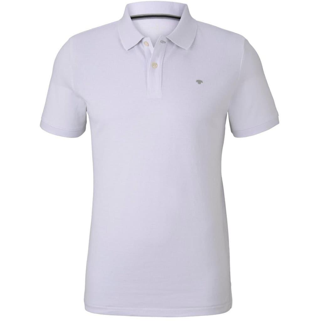 TOM TAILOR Poloshirt, in klassischer Form