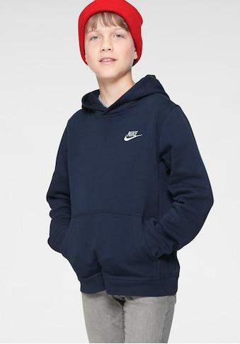 Nike Sportswear Kapuzensweatshirt »B NSW HOODIE PO CLUB« kaufen
