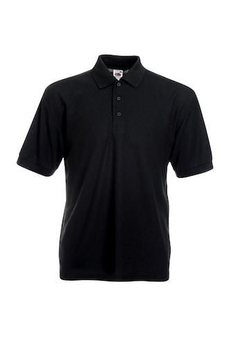 Fruit of the Loom Poloshirt »65/35 Herren Piqué Polo - Shirt, Kurzarm« kaufen
