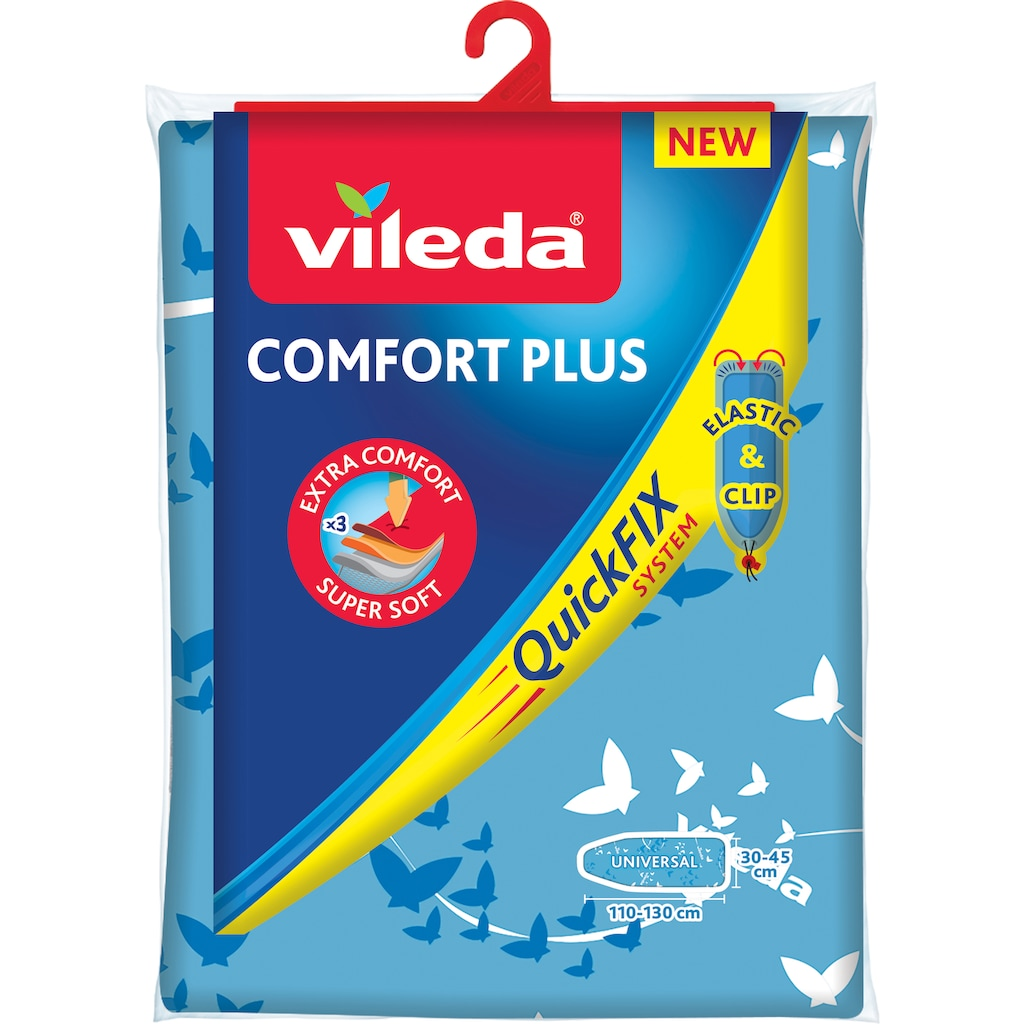 Vileda Bügelbrettbezug »Comfort Plus Quick Fix«
