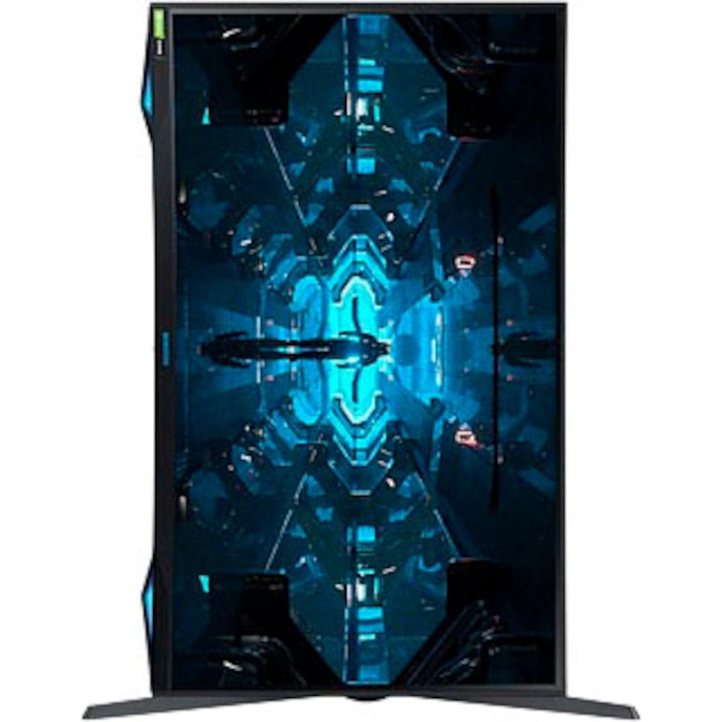 "Samsung Gaming-Monitor »C32G74TQSR«, 80 cm/32 "", 2560 x 1440 px, WQHD, 1 ms Reaktionszeit, 240 Hz"