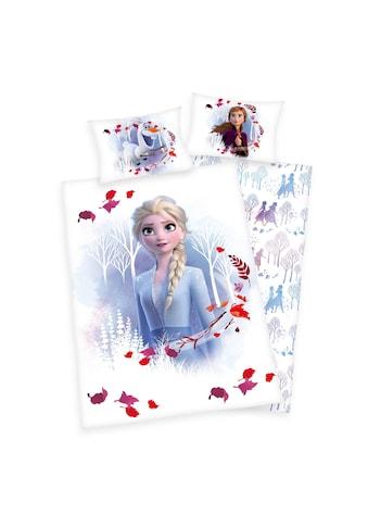 Renforcé Baby - Bettwäsche  »Disney Frozen, die Eiskönigin II« kaufen