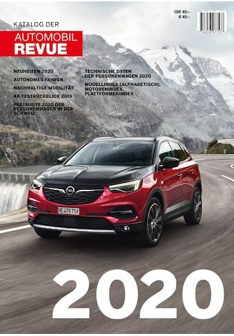 Buch »Katalog der Automobil-Revue 2020 / DIVERSE« kaufen