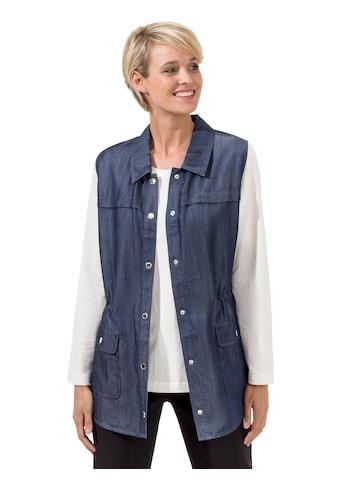 Casual Looks Jeansweste kaufen