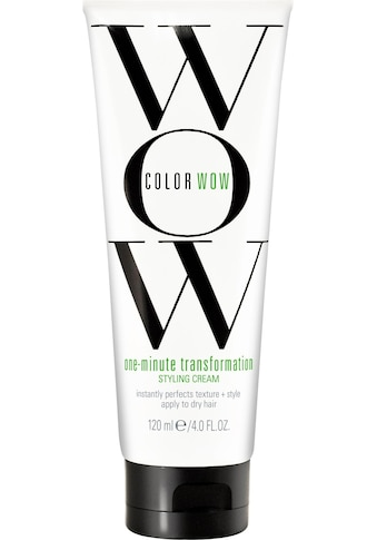 "COLOR WOW Styling - Creme ""One - Minute Transformation"", flexibler Halt kaufen"