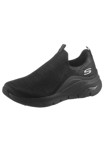 Skechers Slip-On Sneaker »ARCH FIT KEEP IT UP«, mit gepolsterter Ferse kaufen