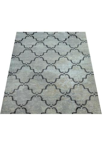 Teppich, »Artigo 411«, Paco Home, rechteckig, Höhe 4 mm, maschinell gewebt kaufen