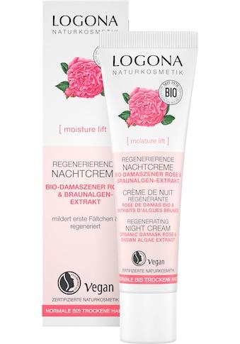 LOGONA Nachtcreme »Logona moisture lift« kaufen
