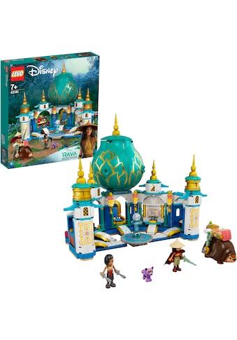 LEGO® Konstruktionsspielsteine »Raya und der Herzpalast (43181), LEGO® Disney... kaufen