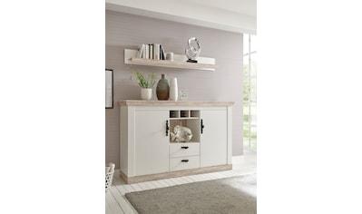 Home affaire Sideboard »Florenz«, im romantischen Landhaus-Look, Breite 168 cm kaufen