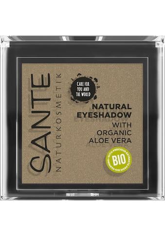 SANTE Lidschatten »Natural Eyeshadow« kaufen