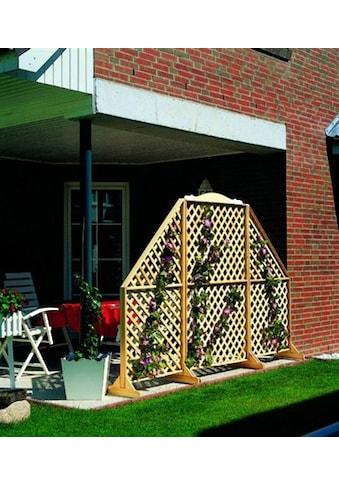 PROMADINO Holzspalier BxTxH: 108x41x180 cm kaufen