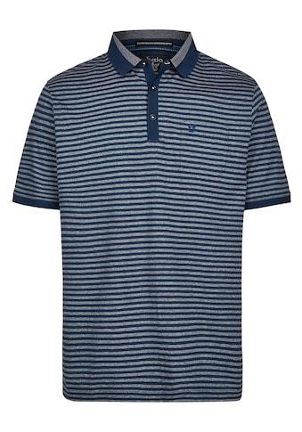 Hajo Poloshirt mit tollen Alloverringeln kaufen