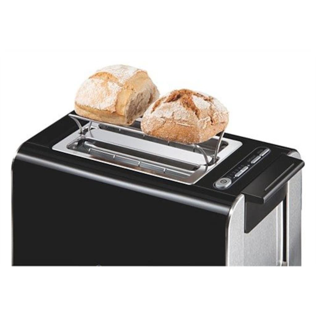 BOSCH Toaster »Styline TAT8613«, 2 kurze Schlitze, 860 W