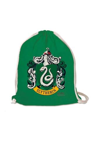 LOGOSHIRT Turnbeutel, mit Slytherin-Wappen kaufen