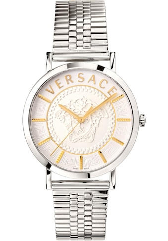 Versace Schweizer Uhr »V-ESSENTIAL 40 mm, VEJ400421« kaufen