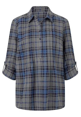 Casual Looks Bluse mit Biesen - Verzierung kaufen