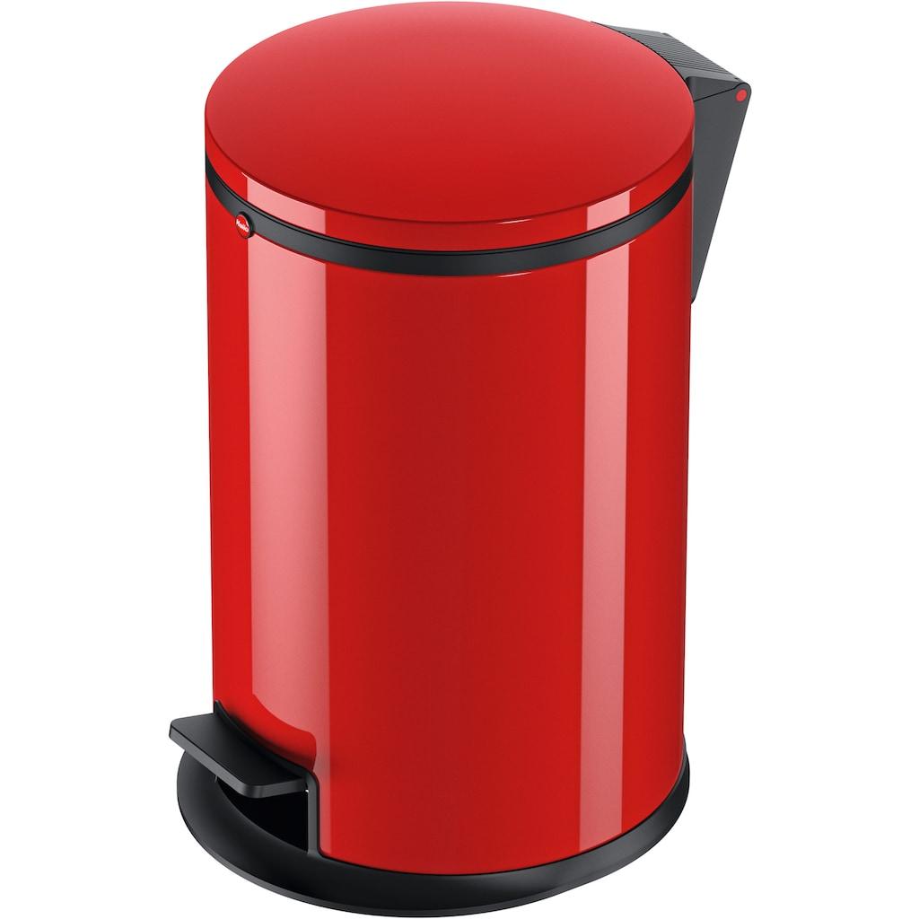 Hailo Mülleimer »Pure M«, rot, Fassungsvermögen ca. 12 Liter