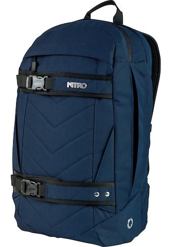 NITRO Laptoprucksack »Aerial, Indigo« kaufen