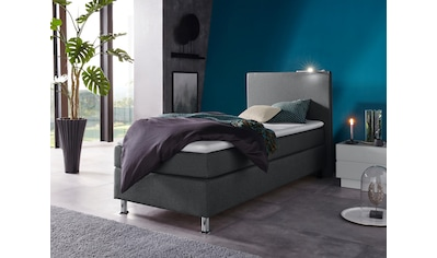 COLLECTION AB Boxspringbett, inkl. LED-Beleuchtung und Topper kaufen